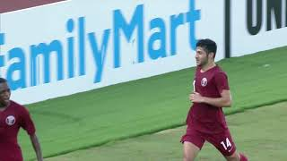 United Arab Emirates 2-1 Qatar (AFC U19 Indonesia 2018 : Group Stage)