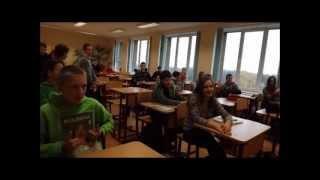 Renovuotos Platelių gimnazijos pristatymas