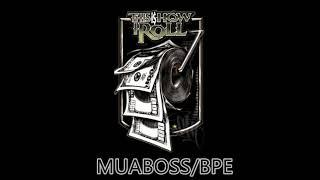 风筝 MUABOSS/BPE  中国有嘻哈2