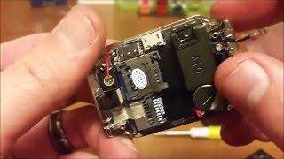 DZ09 Smartwatch Teardown