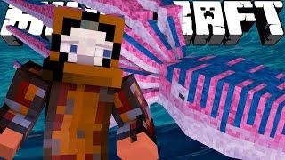 "Minecraft | Crazy Craft 3.0 - Ep 39! "" ITS KRAKEN HUNTING TIME!"""