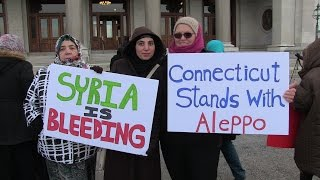 Protesting the Bloody Conquest of Aleppo