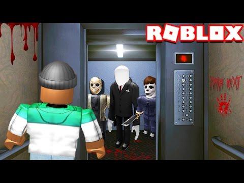SCARIEST ELEVATOR IN ROBLOX