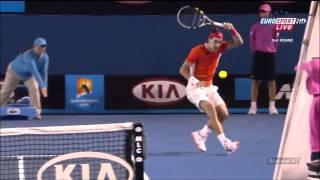 Rafael Nadal best points HD