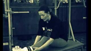 Спортивный массаж ч2 (самомассаж ног)