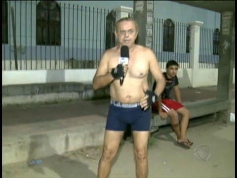 Ladrões levam até roupa e deixam vítimas só de cueca no Ceará