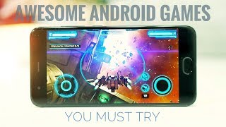 Top 10 Best Android Games - August 2017