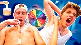 IF YOU SPIN IT, YOU WAX IT (EXTREME PAIN GAME)