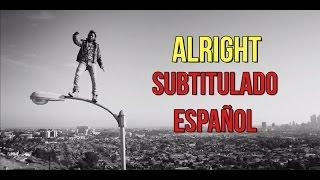 Kendrick Lamar - Alright (Subtitulado español)