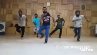 Jani master Dance performance with Ram Charan||Govindhudu andharivadele songs