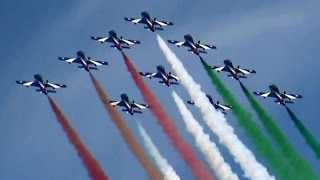 RIAT 2014 Frecce Tricolori Italian Air Force The Royal International Air Tattoo