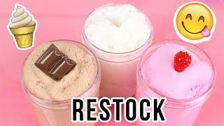 Slime Shop Restock!!! February 23, 2018 - @UniicornSlimeShop 💦