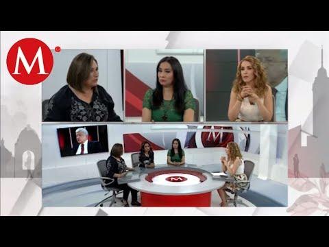 Xxx Mp4 Ellas Opinan Sobre El Debate De AMLO En Milenio 3gp Sex