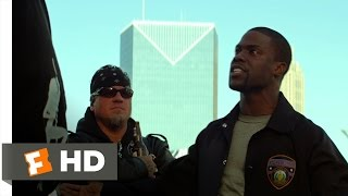 Ride Along (4/10) Movie CLIP - I'm the Definition of Tough (2014) HD