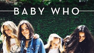 The Aces - Baby Who (Audio)