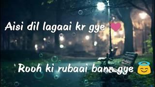Itni si baat hai mujhe tumse pyar hai | Love status | Whatsapp status video | Arjit Singh |
