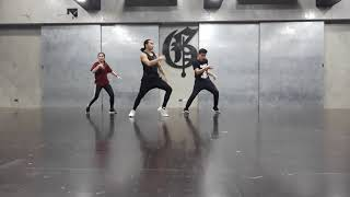 COOL DOWN by: James Reid | Choreography by: Gforce Ishii