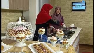 آموزش آشپزی آسان  حلوای زنجبیل تبریز