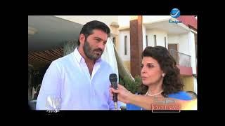 """عرب وود l من داخل كواليس مسلسل """"فرصة أخيرة"""" ولقاءات مع نجوم الدراما اللبنانية والسورية"""