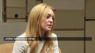 Lindsay Lohan neden başörtüsü taktı ve neden Türkiye