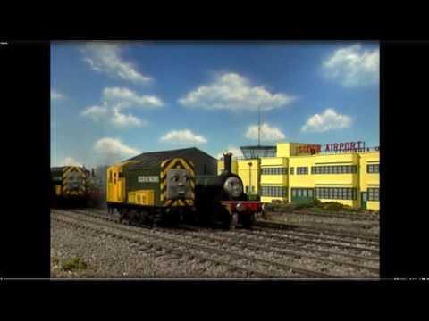 Juntos nós conseguimos Chamando Todas as Locomotivas Thomas e seus amigos