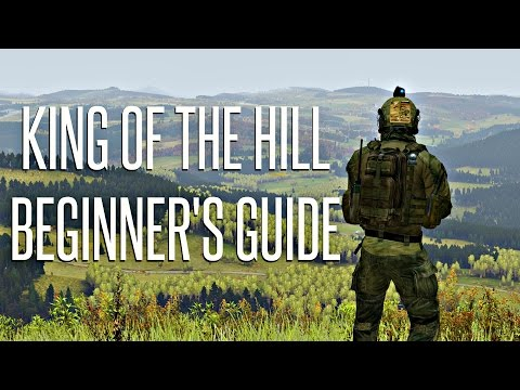 Top Tips and Tricks for ArmA 3 King of The Hill - Beginner's Guide