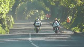Isle of Man TT - Racing and Break Downs