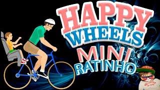 RATO BORRACHUDO - BILLY - 99.99% IMPOSSIBOL -happy_wheels- SHOW