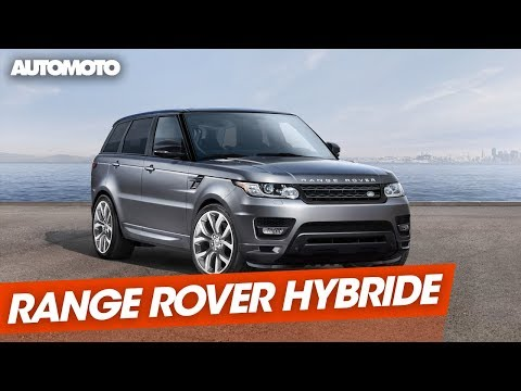 Range Rover hybride aussi silencieux que luxueux
