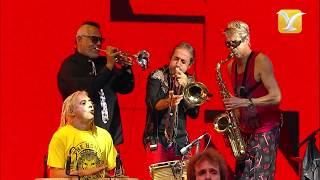 Los Auténticos Decadentes - Yo No Soy Tu Prisionero - Festival de Viña del Mar 2017 - HD 1080p