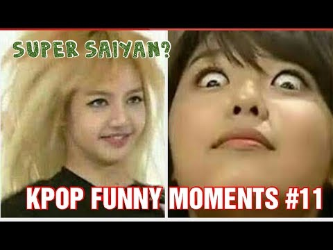 KPOP FUNNY MOMENTS PART 11 TRY TO NOT LAUGH CHALLENGE