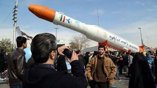 """إيران تؤكد أنها اختبرت """"بنجاح"""" صاروخا لإطلاق الأقمار الصناعية"""