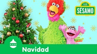 Plaza Sésamo: El árbol de Navidad