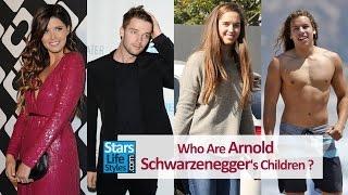 Who Are Arnold Schwarzenegger