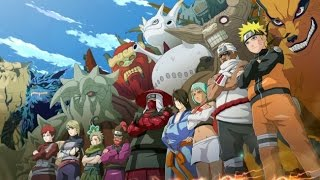 Naruto - All Jinchuriki (Their Owners) ( HD)