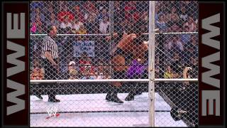 Triple H vs. Chris Jericho: Judgment Day 2002 - Hell in a Cell Match