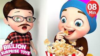 BABY JOHNY COLOR SONG - Best Animation for Kids