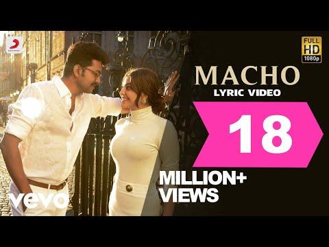 Xxx Mp4 Mersal Macho Tamil Lyric Video Vijay Kajal Aggarwal A R Rahman Atlee 3gp Sex