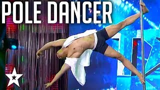 AMAZING POLE DANCER on Pilipinas Got Talent | Got Talent Global