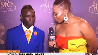 VGMAs 2018 Highlights - Joy Entertainment Today (16-4-18)