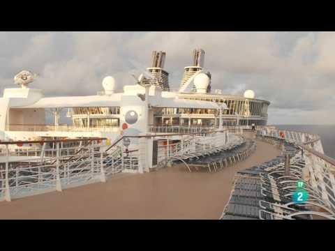 Comida a lo grande El crucero más grande del mundo