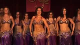 على الطبله أحلى رقص شرقي أوروبي