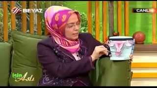 Ayşe Duman Gebelik ve Doğum İşin Aslı Beyaz TV 26 Aralık