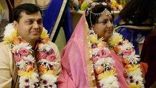 Wedding of Sankirtana Dasi and Hemant Vyas  - 7/2/2016