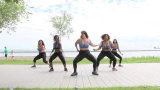 Zumba African - NWA Baby by Flavour