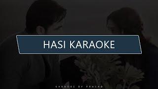 Hasi - Female Instrumental Karaoke