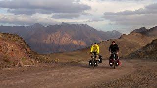 Bicycle Tour Iran (short version)