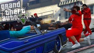 GTA 5 ONLINE | BLOODS VS CRIPS WAR EP. 1 WHO WINS ..