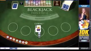 £400 Blackjack session #6