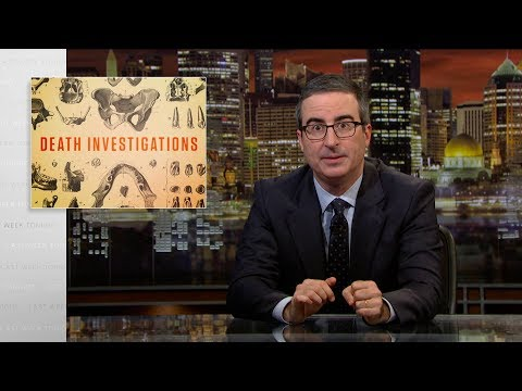 Xxx Mp4 Death Investigations Last Week Tonight With John Oliver HBO 3gp Sex